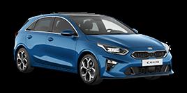 Kia Ceed 5dr_modellbild_Aros Auto
